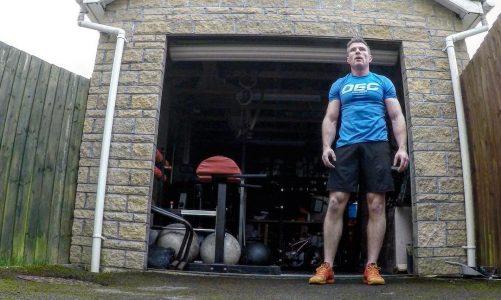 10 тренировок из моего гаража