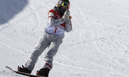 5 минут со сноубордисткой Ариэль Голд и ее тренировкой